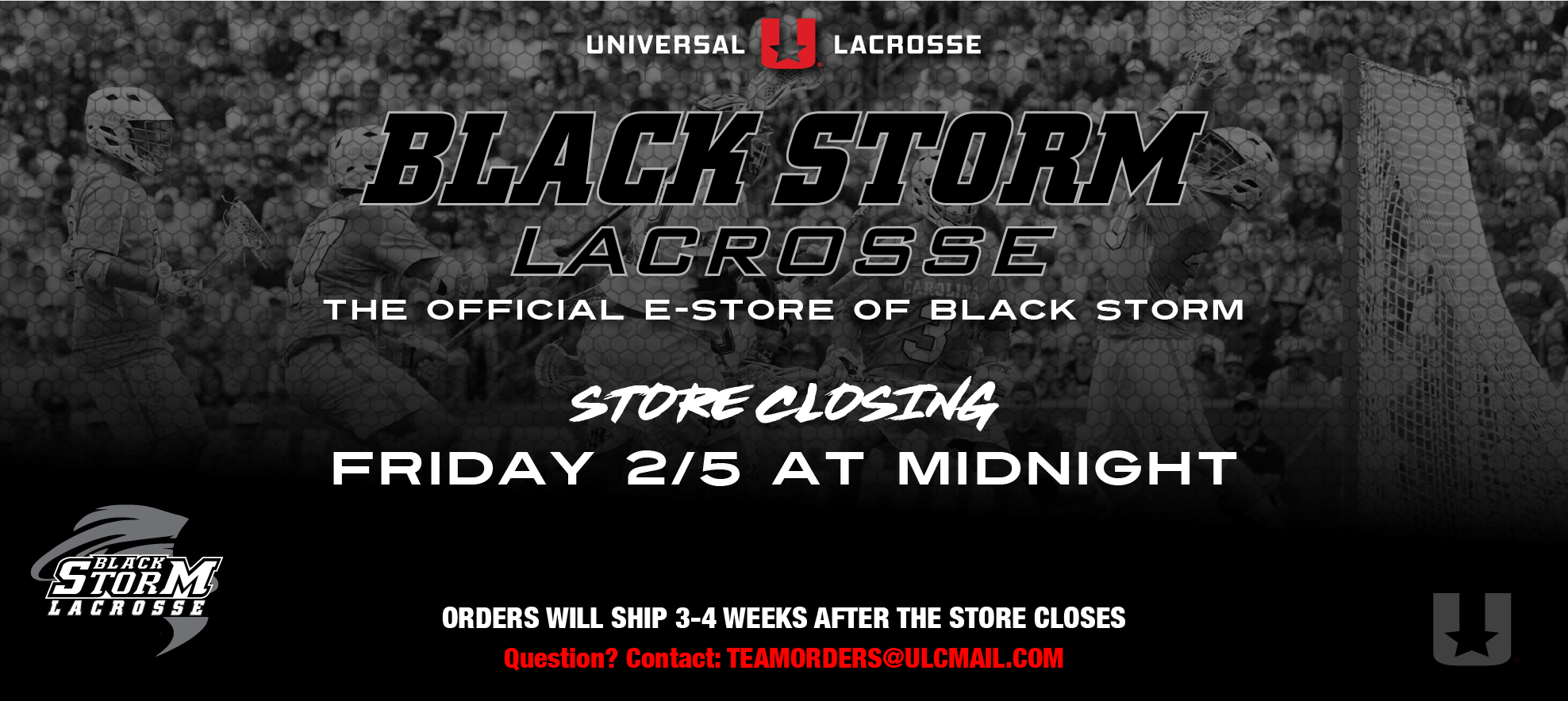 Black Storm Youth Lacrosse