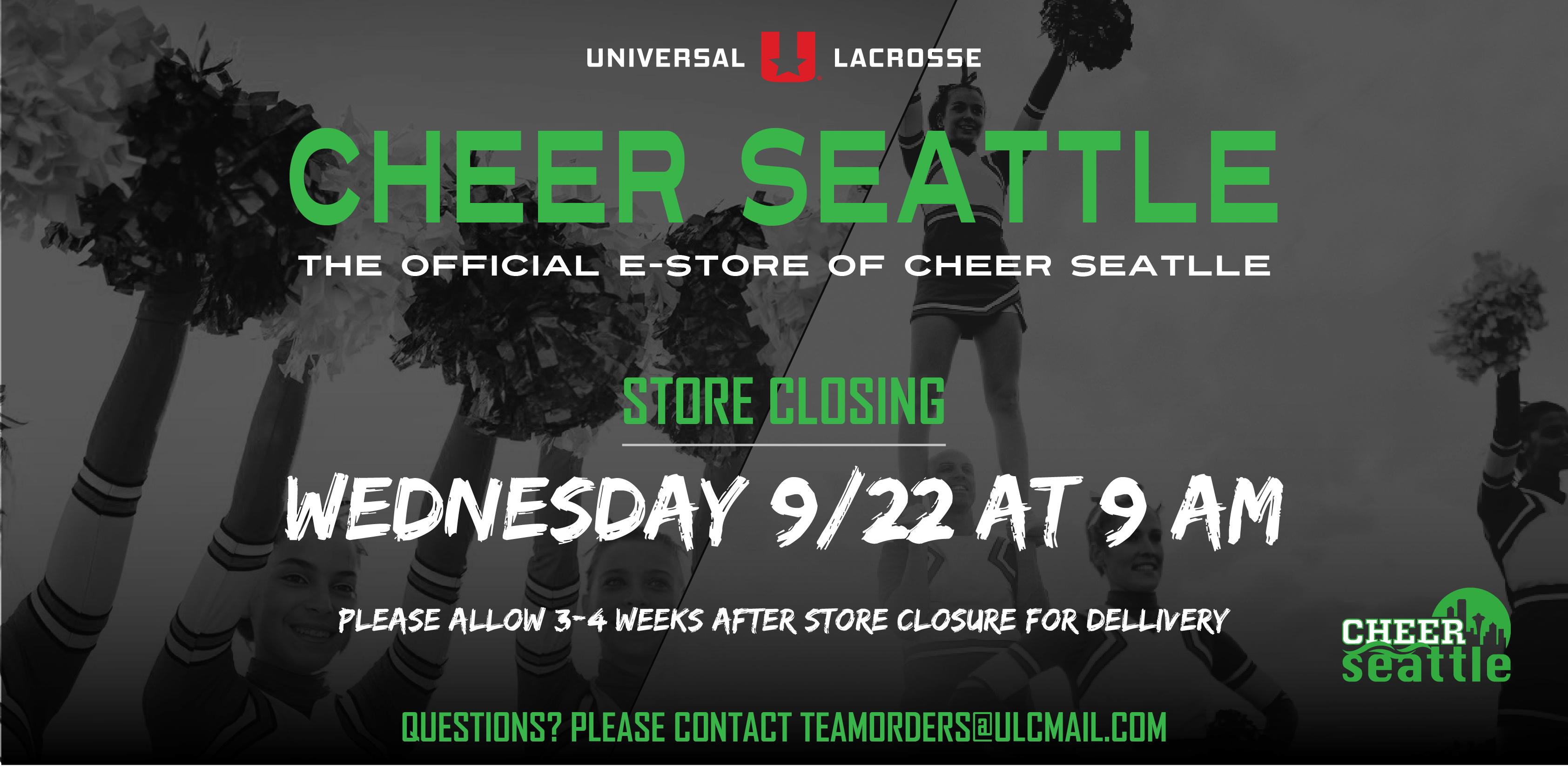 Cheer Seattle