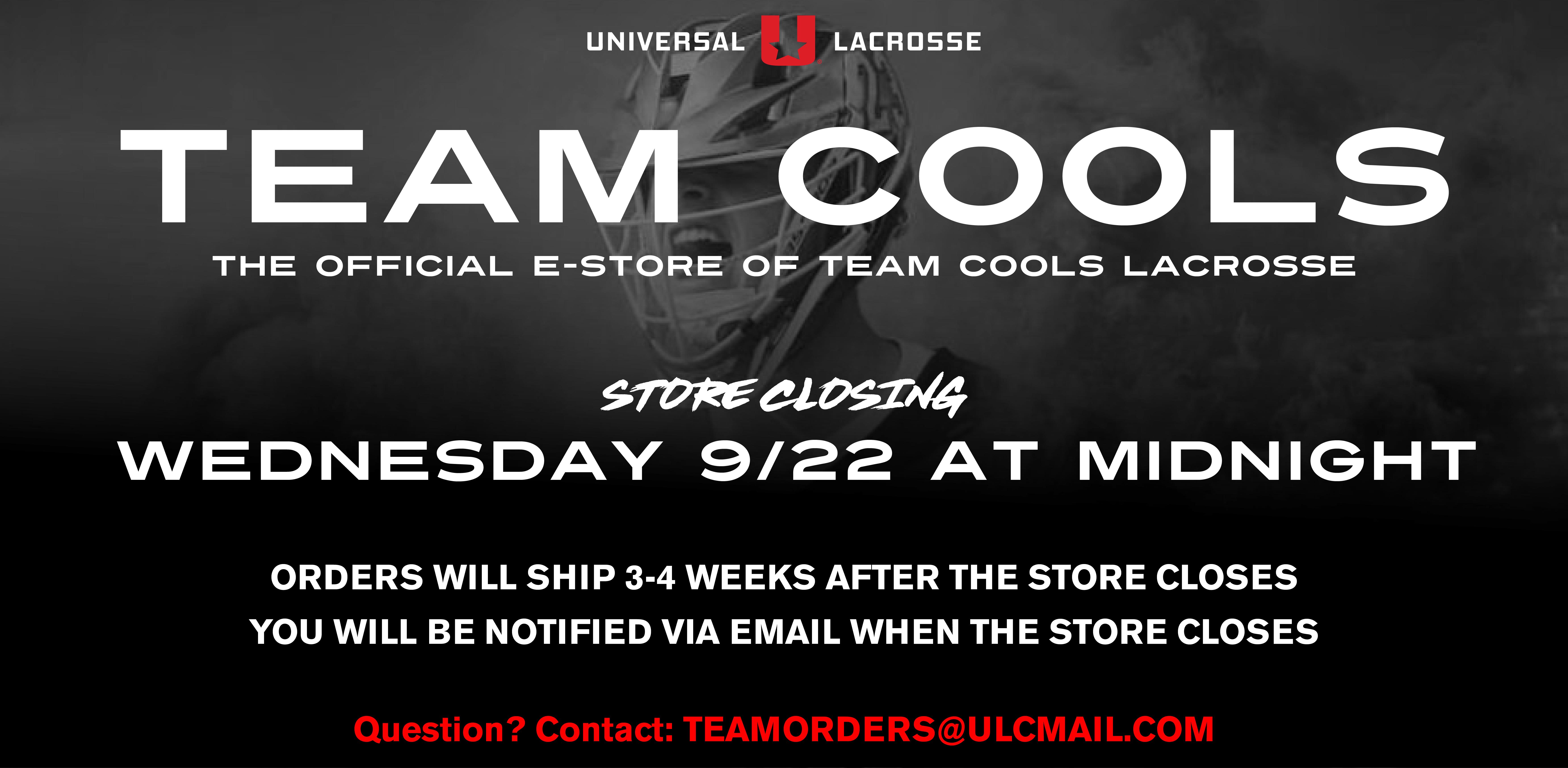 Team Cools Lacrosse
