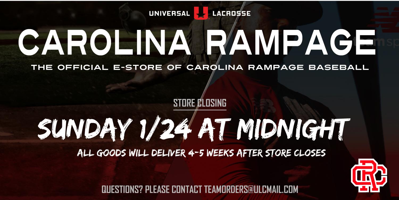 Carolina Rampage