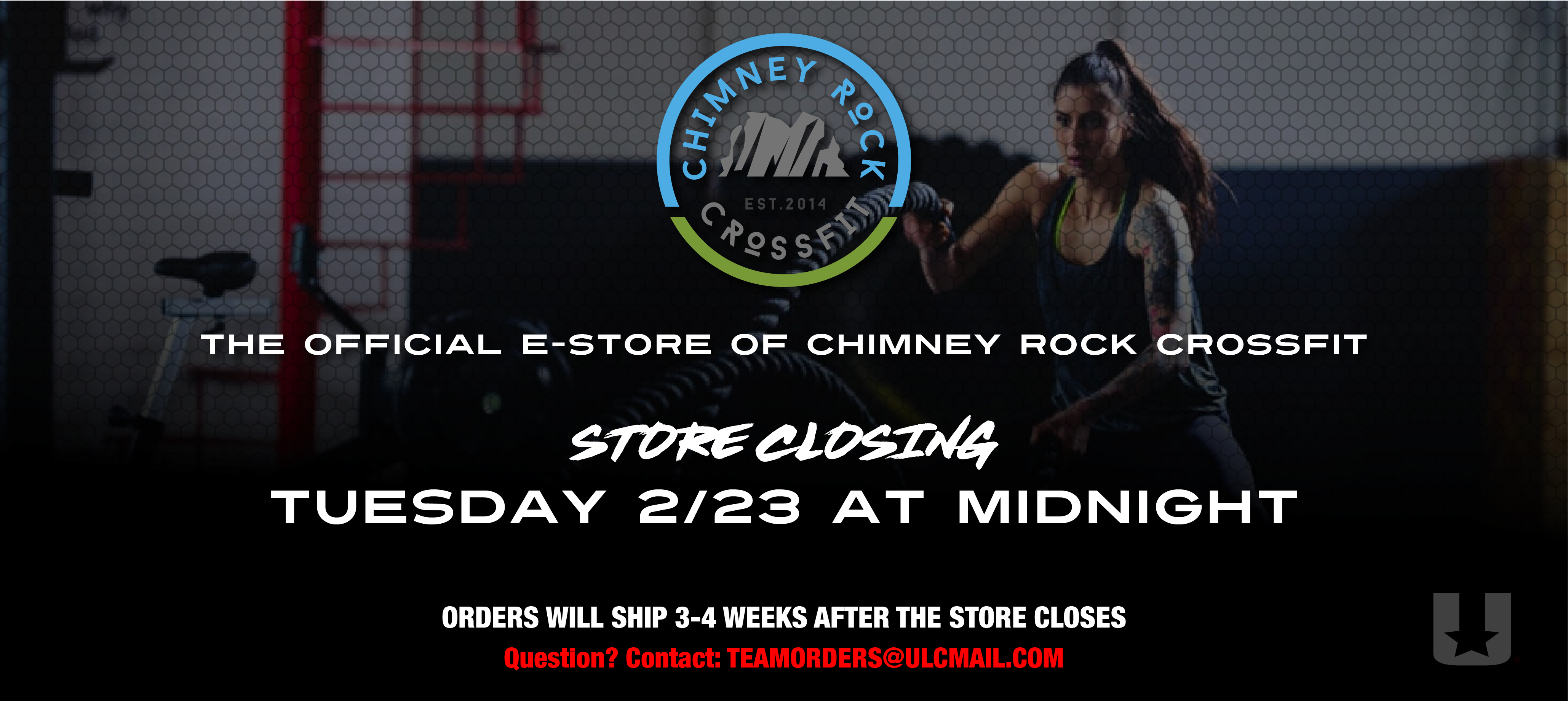 Chimney Rock Crossfit