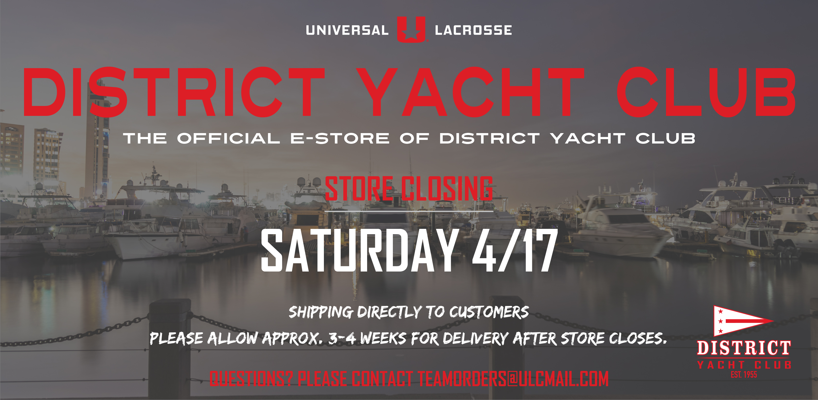 District Yacht Club