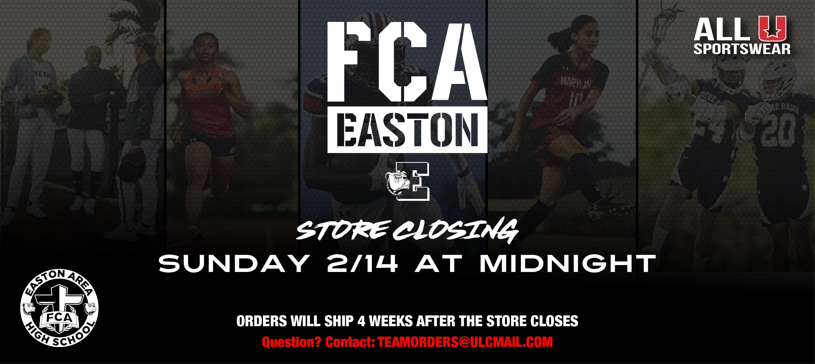 FCA Easton
