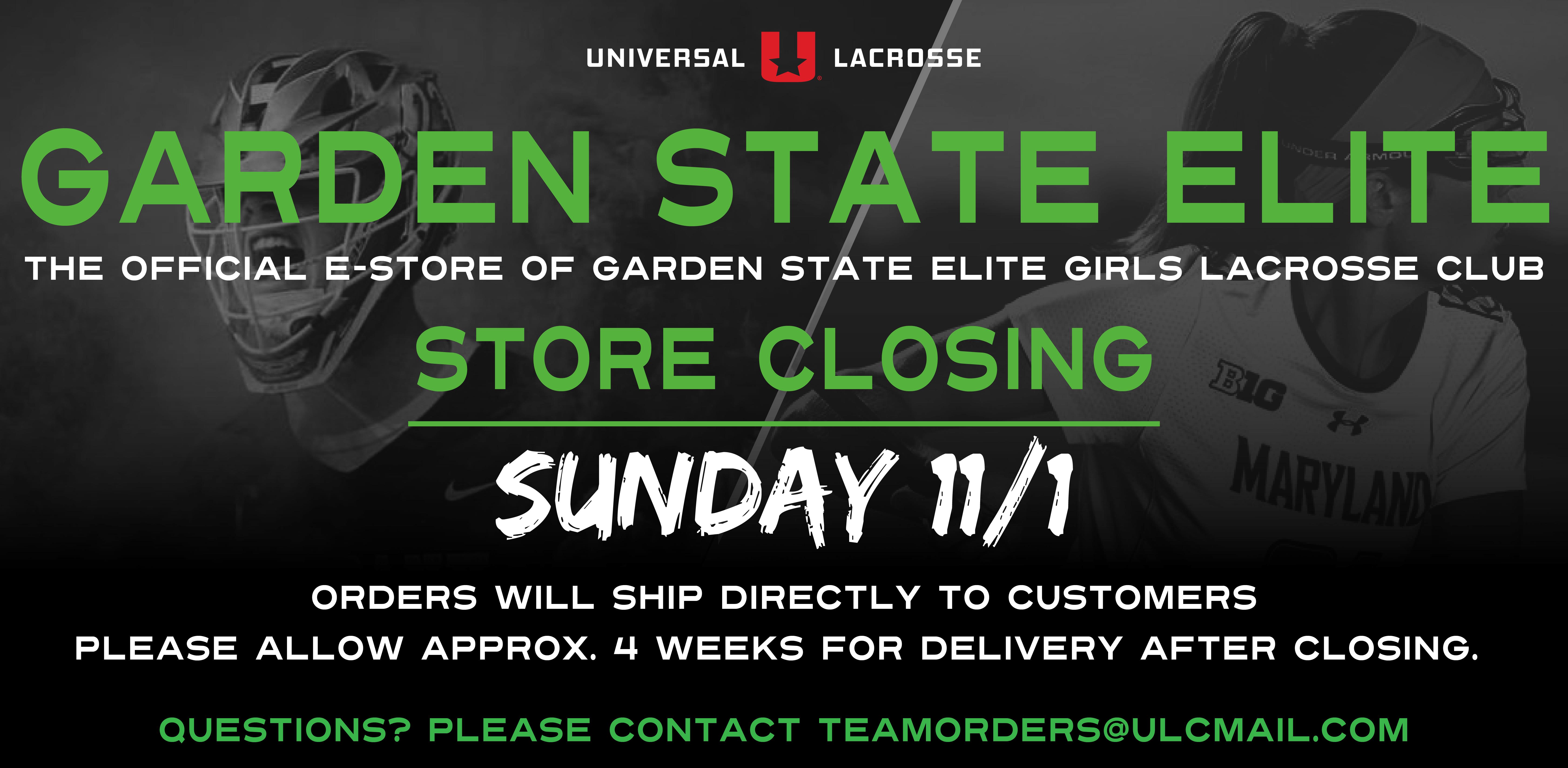 Garden State Elite Girls Lacrosse
