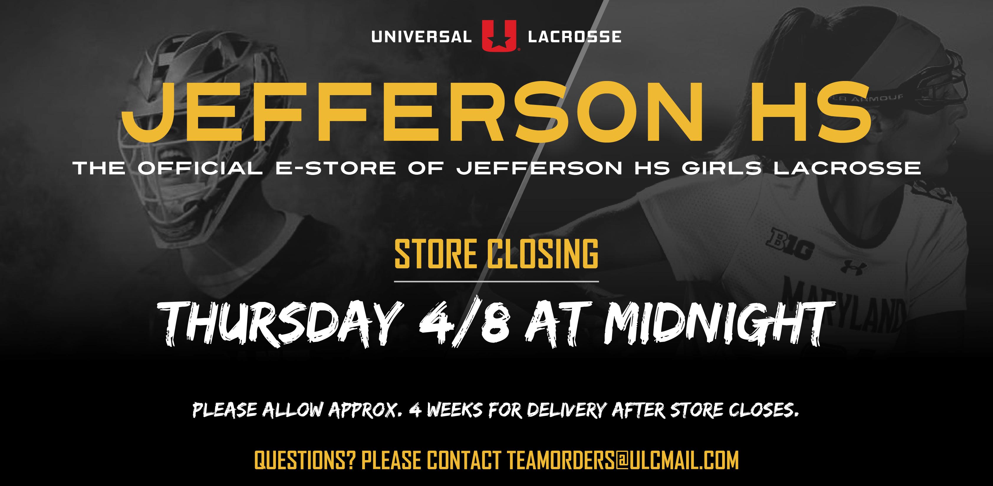 Jefferson HS Girls Lacrosse
