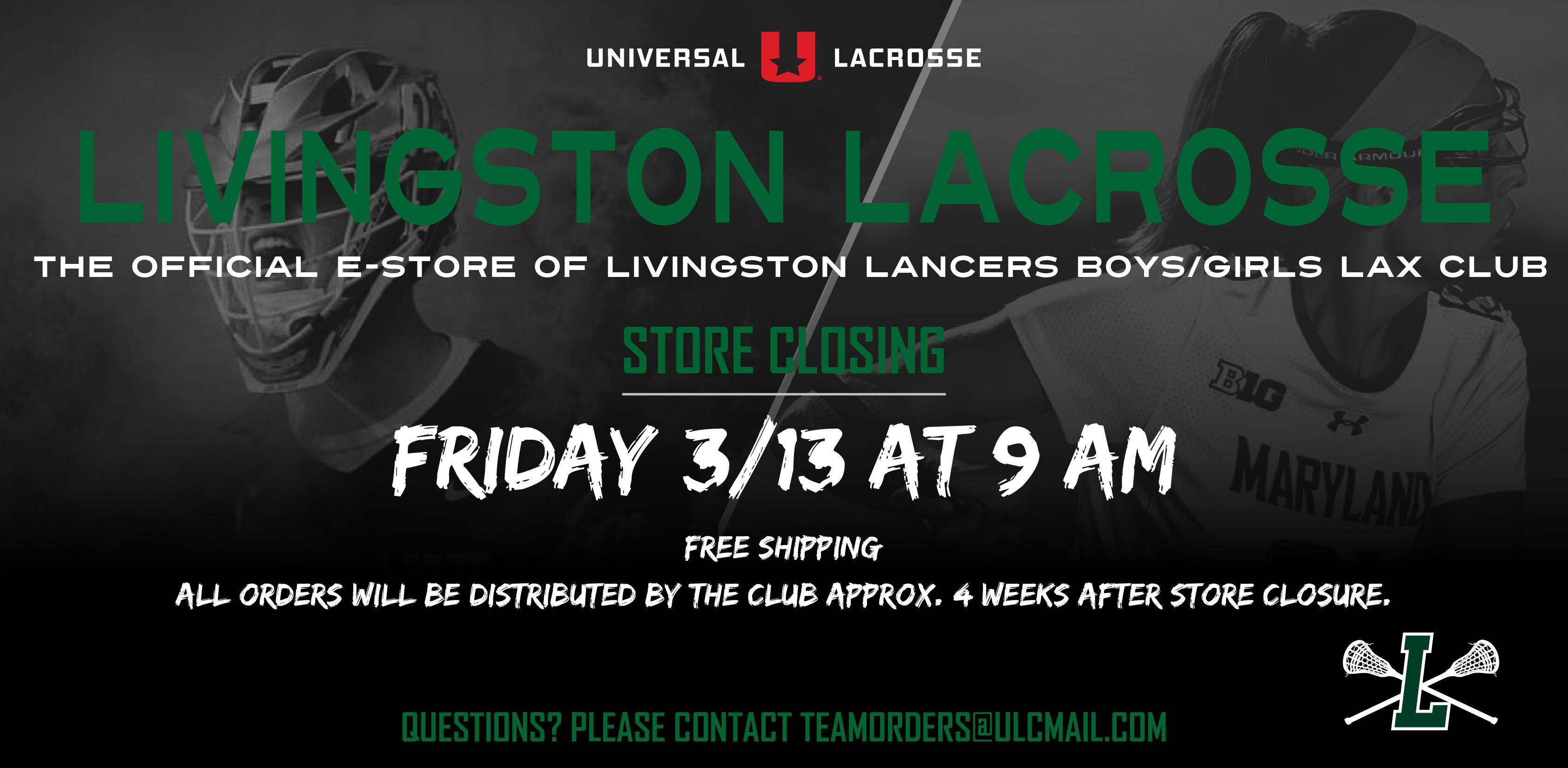 Livingston Lancers Lacrosse Club