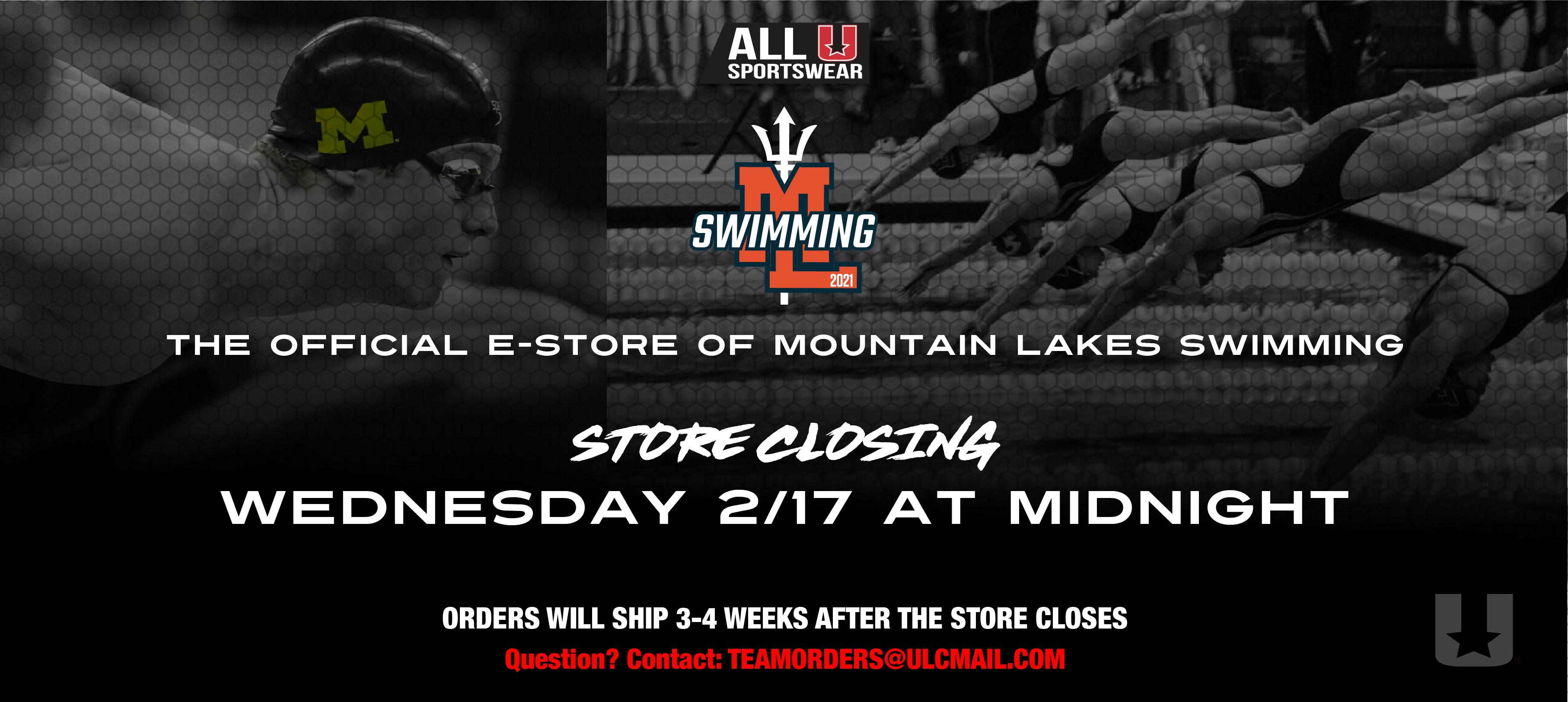 Mountain Lakes Swimming
