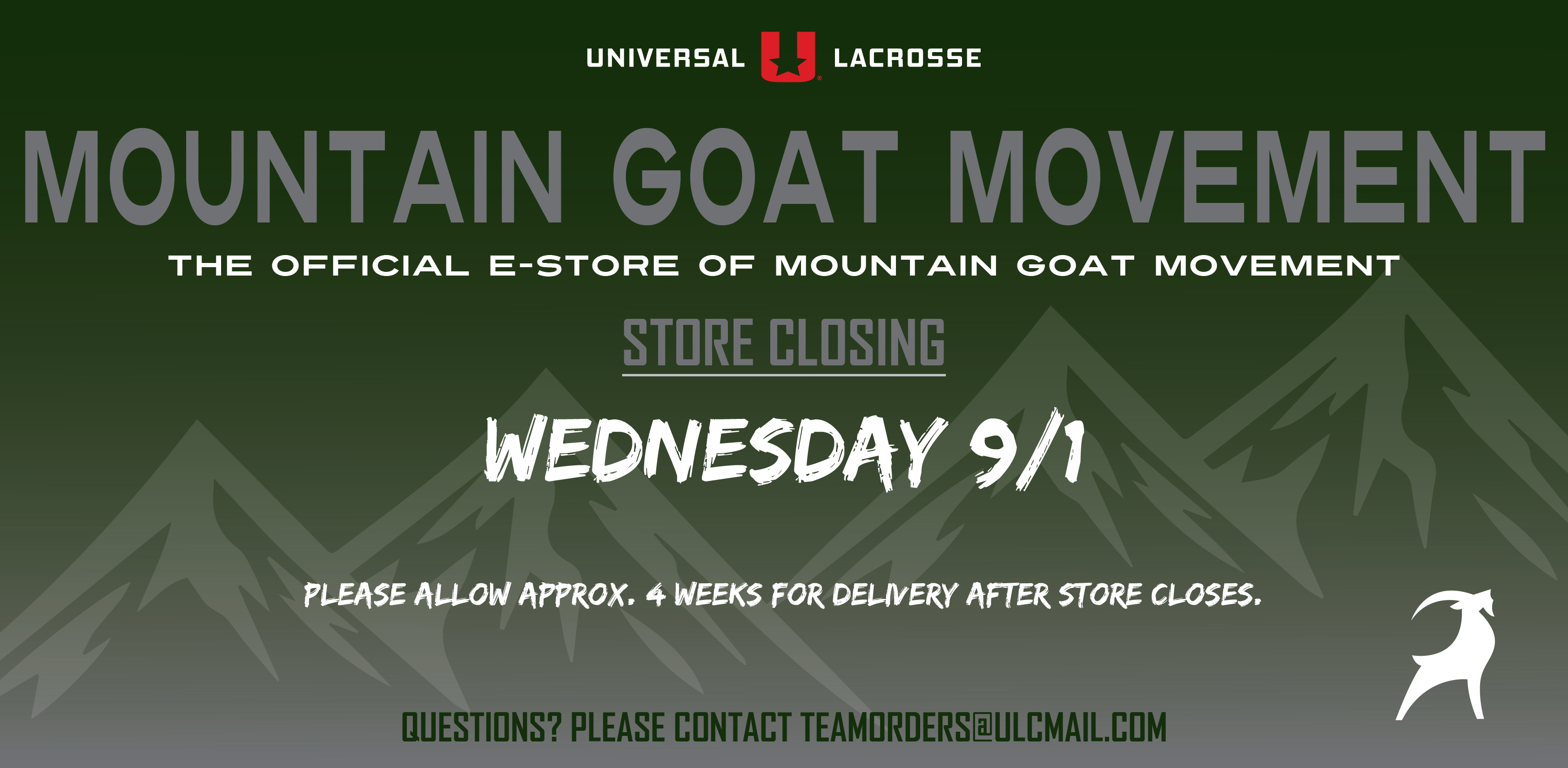 Mountain Goat Movement