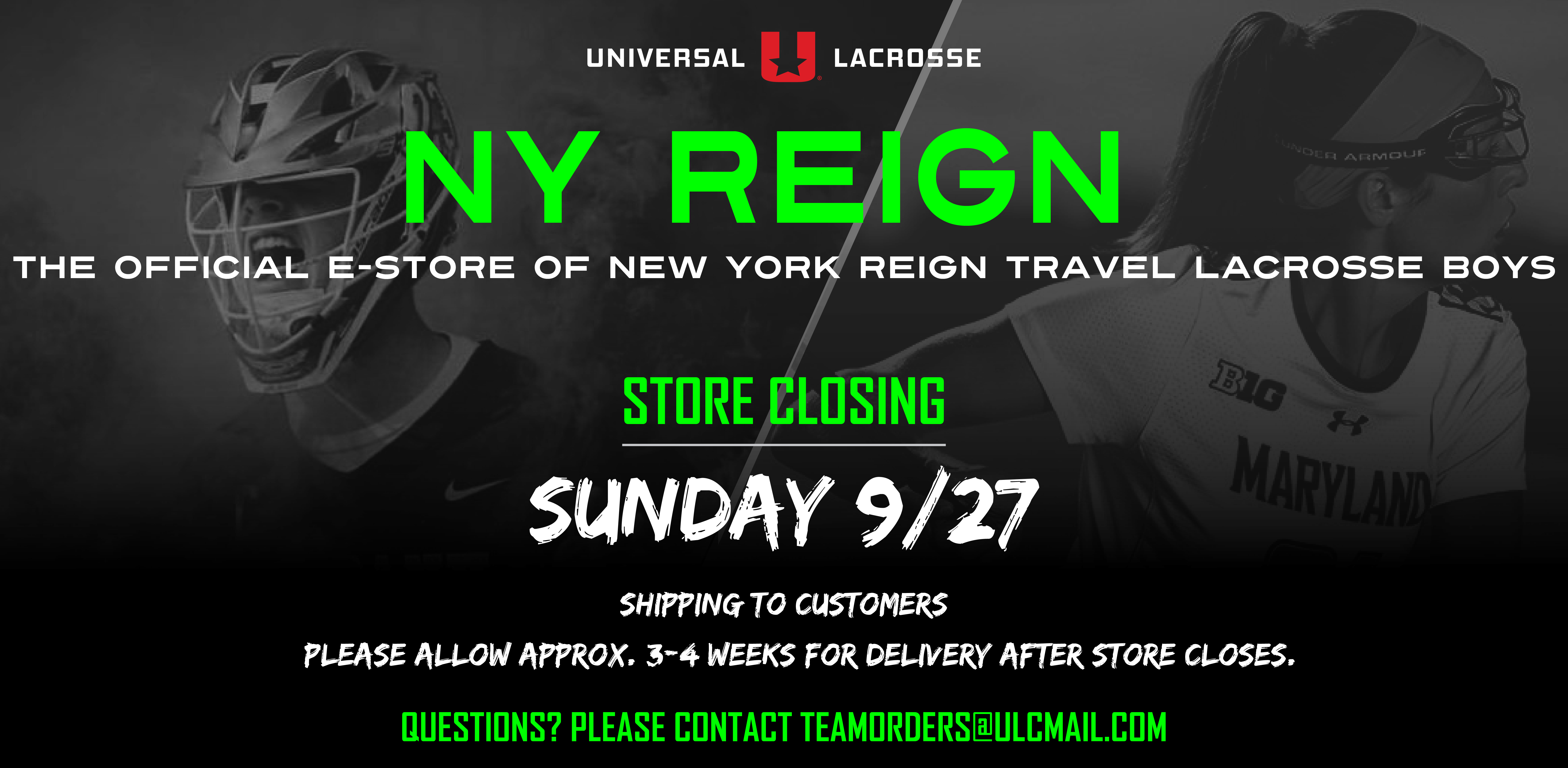 NY Reign Lacrosse