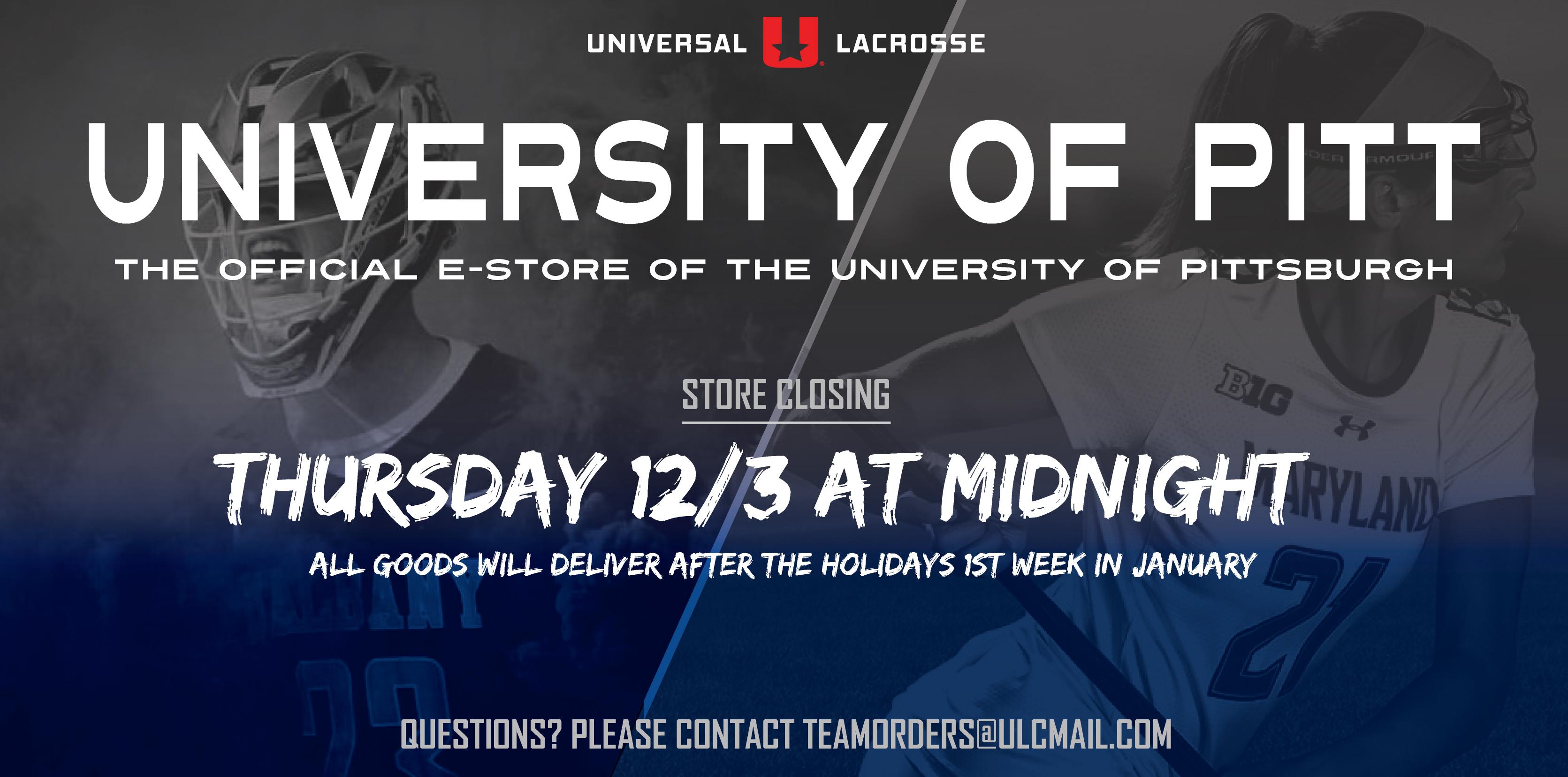 University of Pittsburgh Men's Lacrosse
