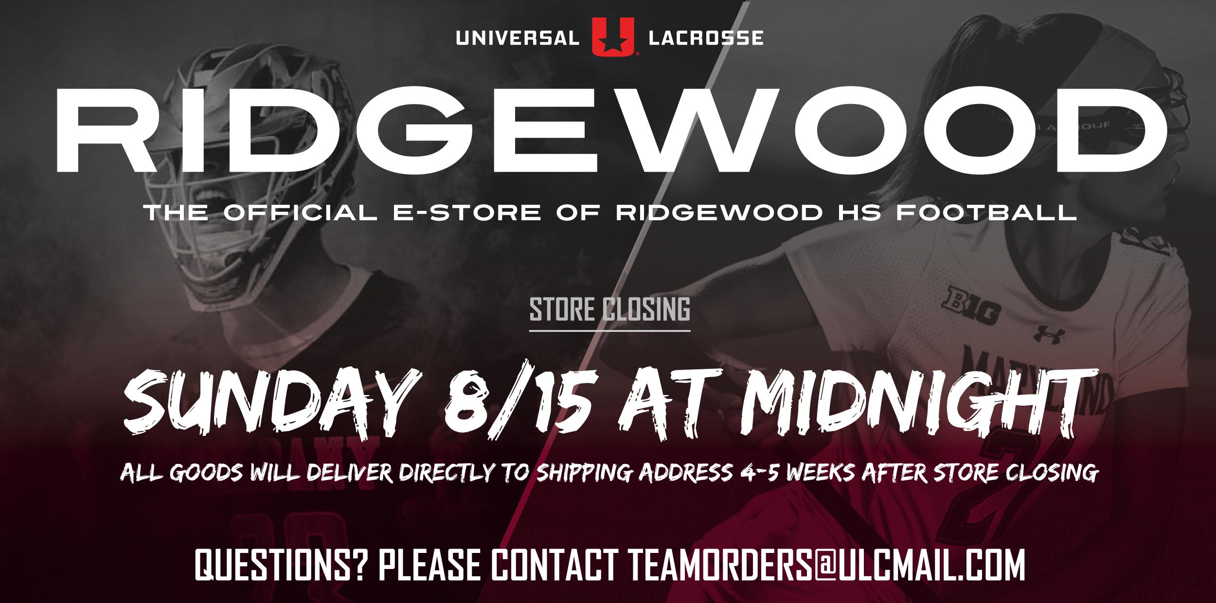 Ridgewood HS Football