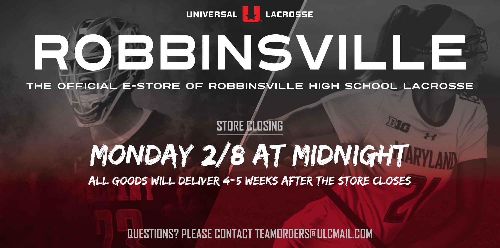 Robbinsville HS Lacrosse