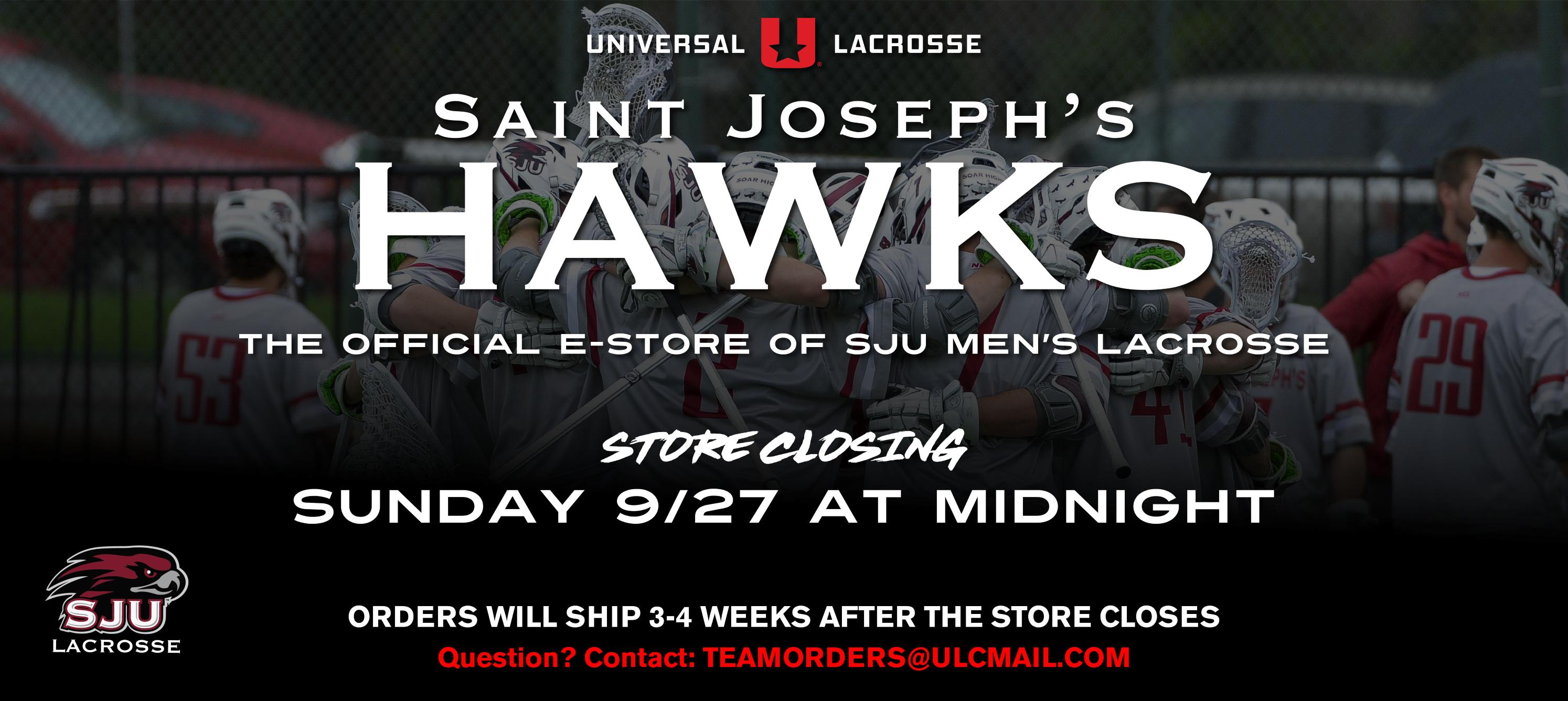 Saint Joseph's University Men's Lacrosse