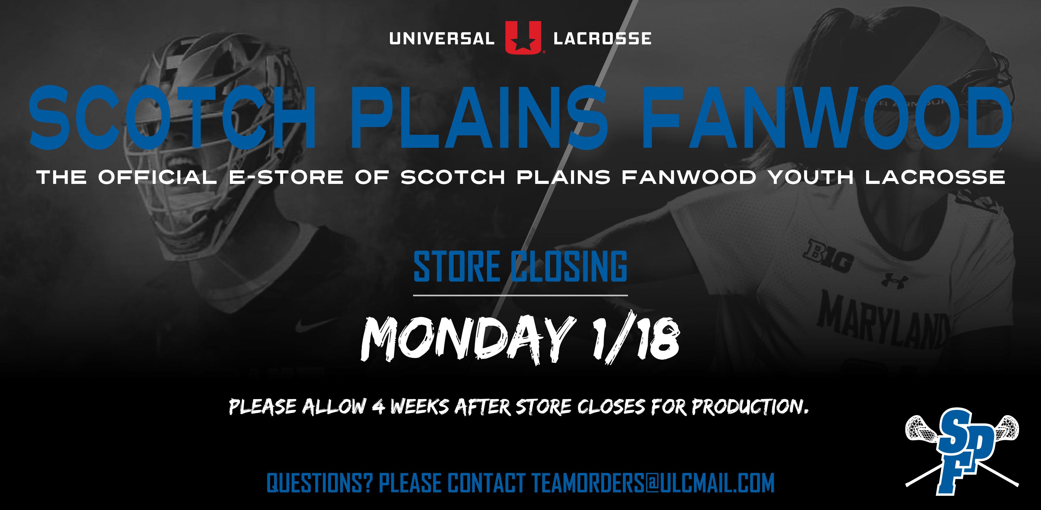 Scotch Plains Fanwood Youth Lacrosse