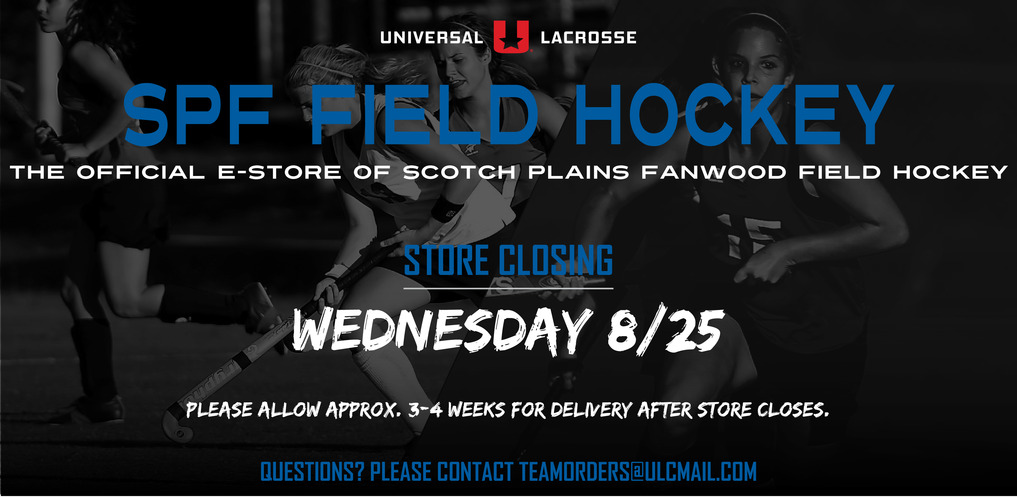 Scotch Plains Fanwood Field Hockey