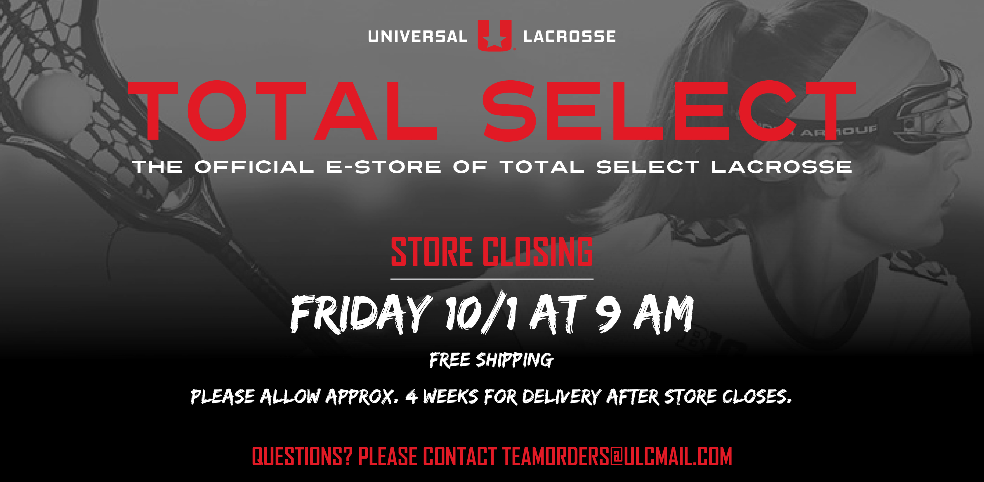 Total Select Lacrosse