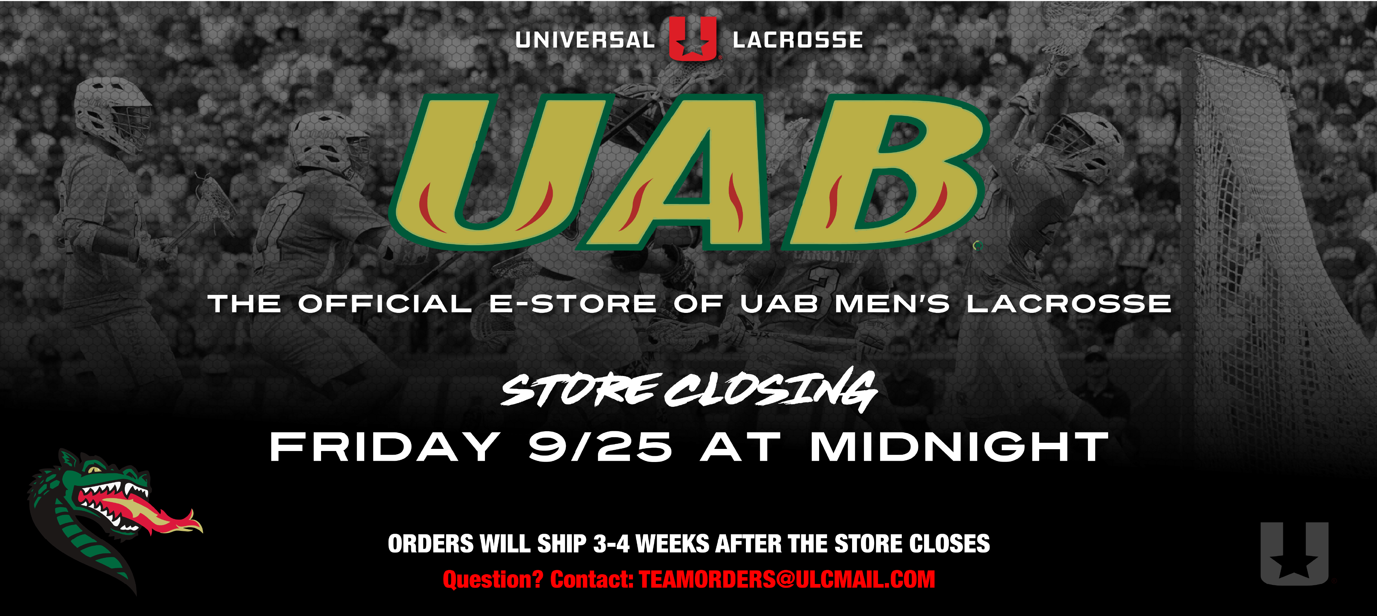 UAB Mens Lacrosse