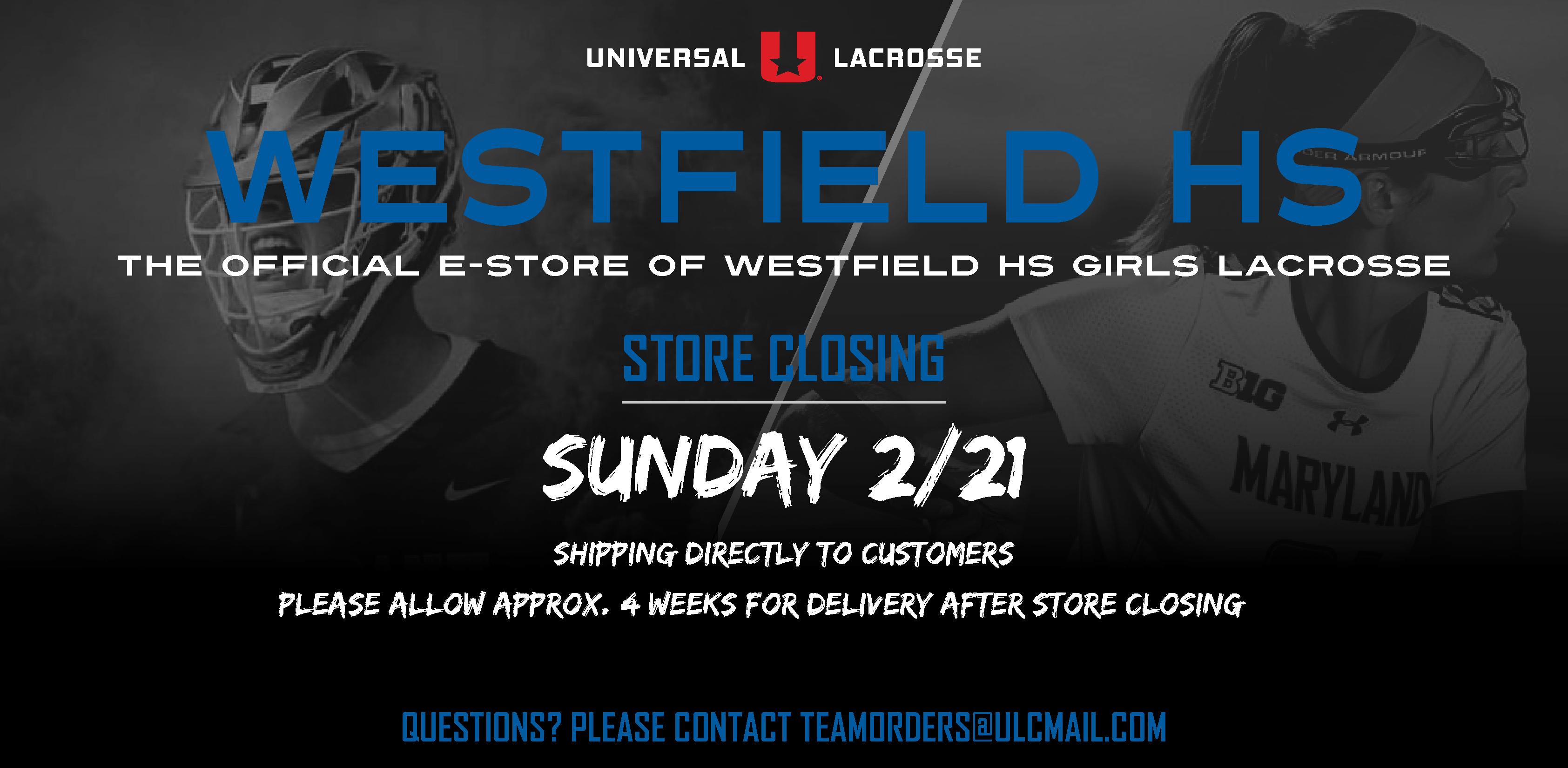 Westfield HS Girls Lacrosse