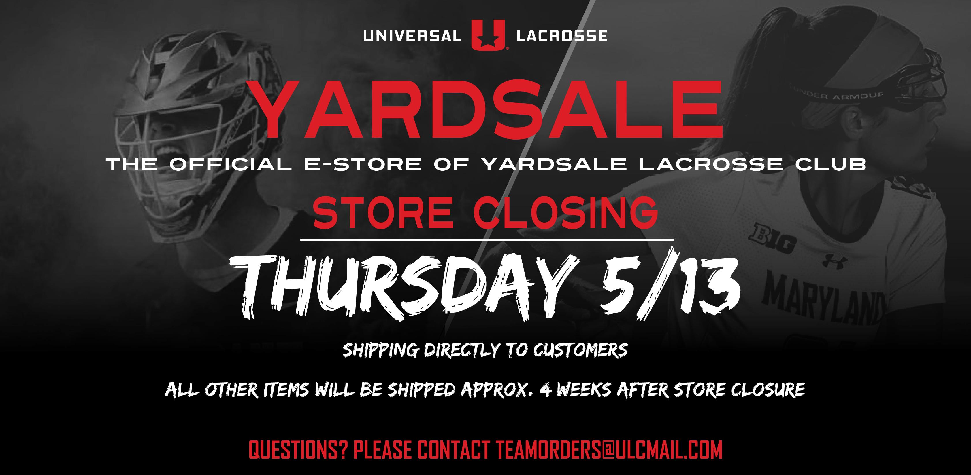 Yardsale Lacrosse Club