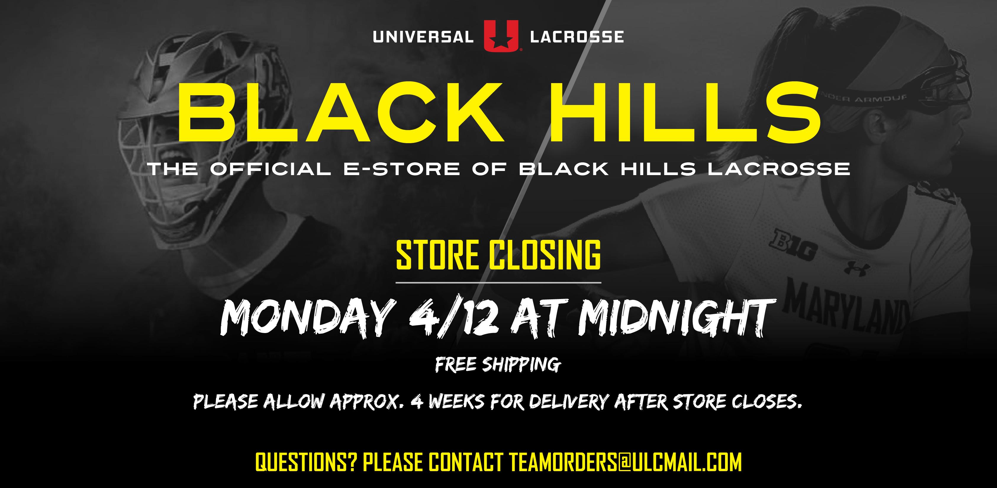 Black Hills Lacrosse