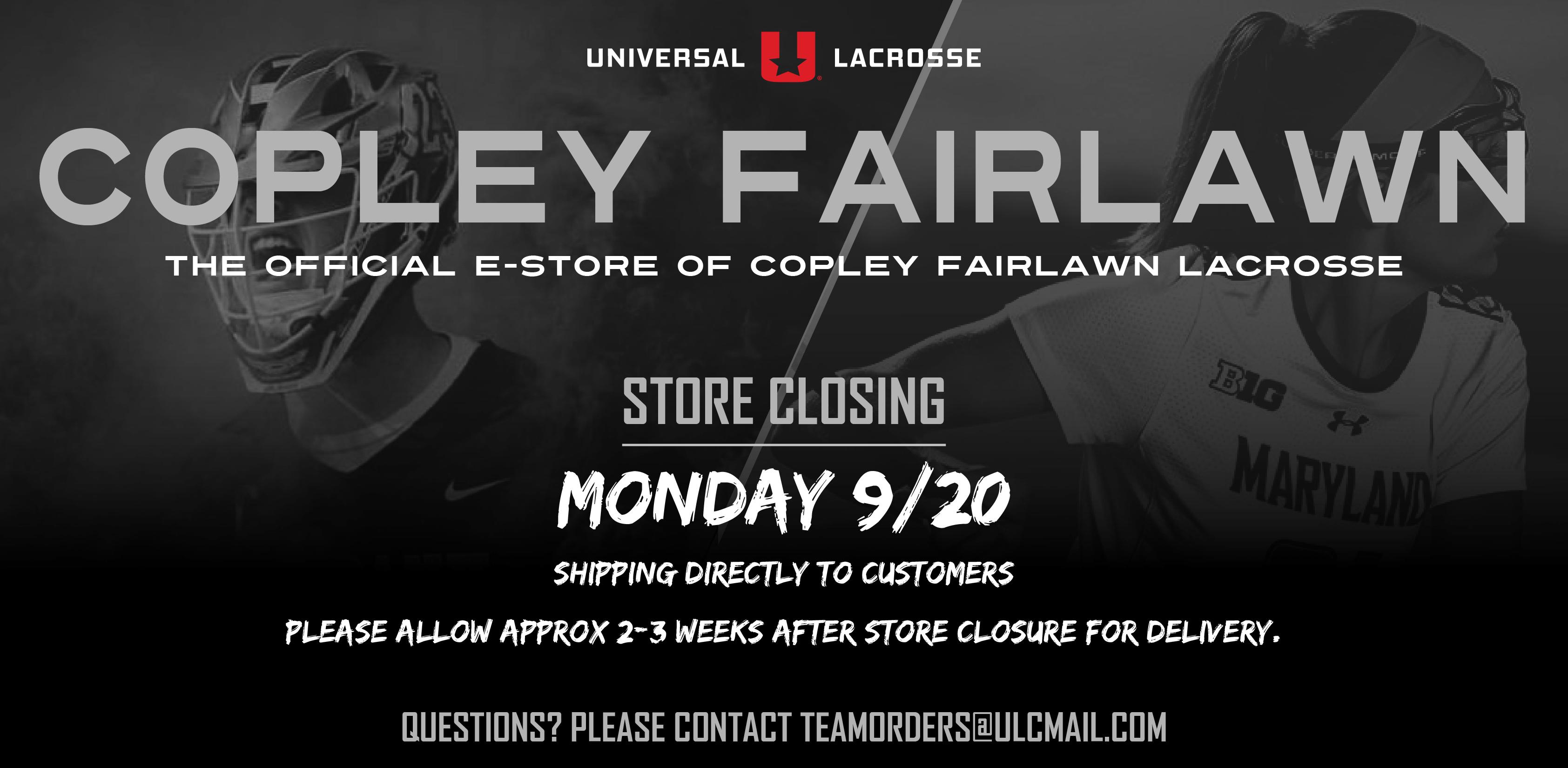 Copley Fairlawn HS Lacrosse