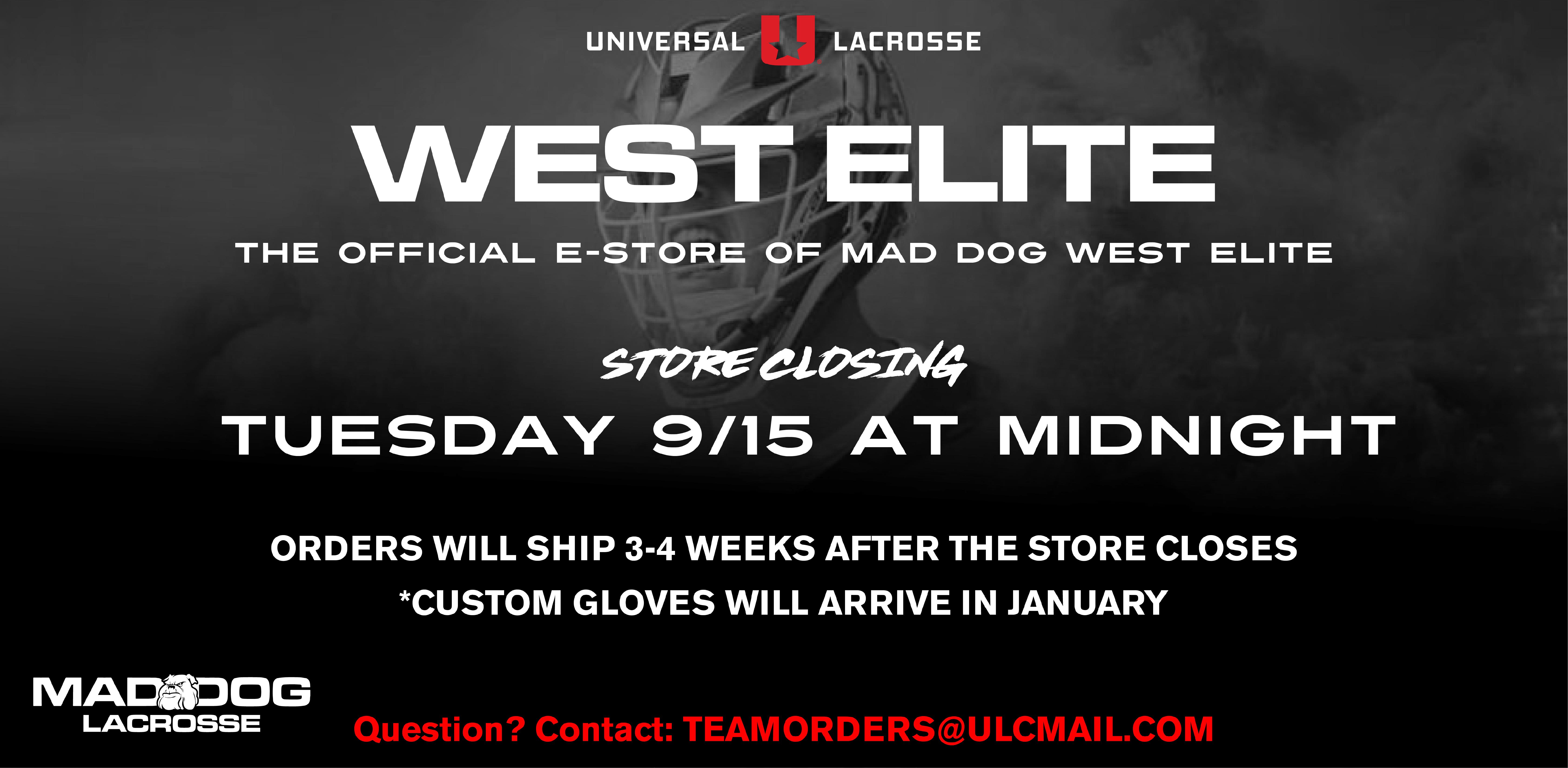 Mad Dog West Elite