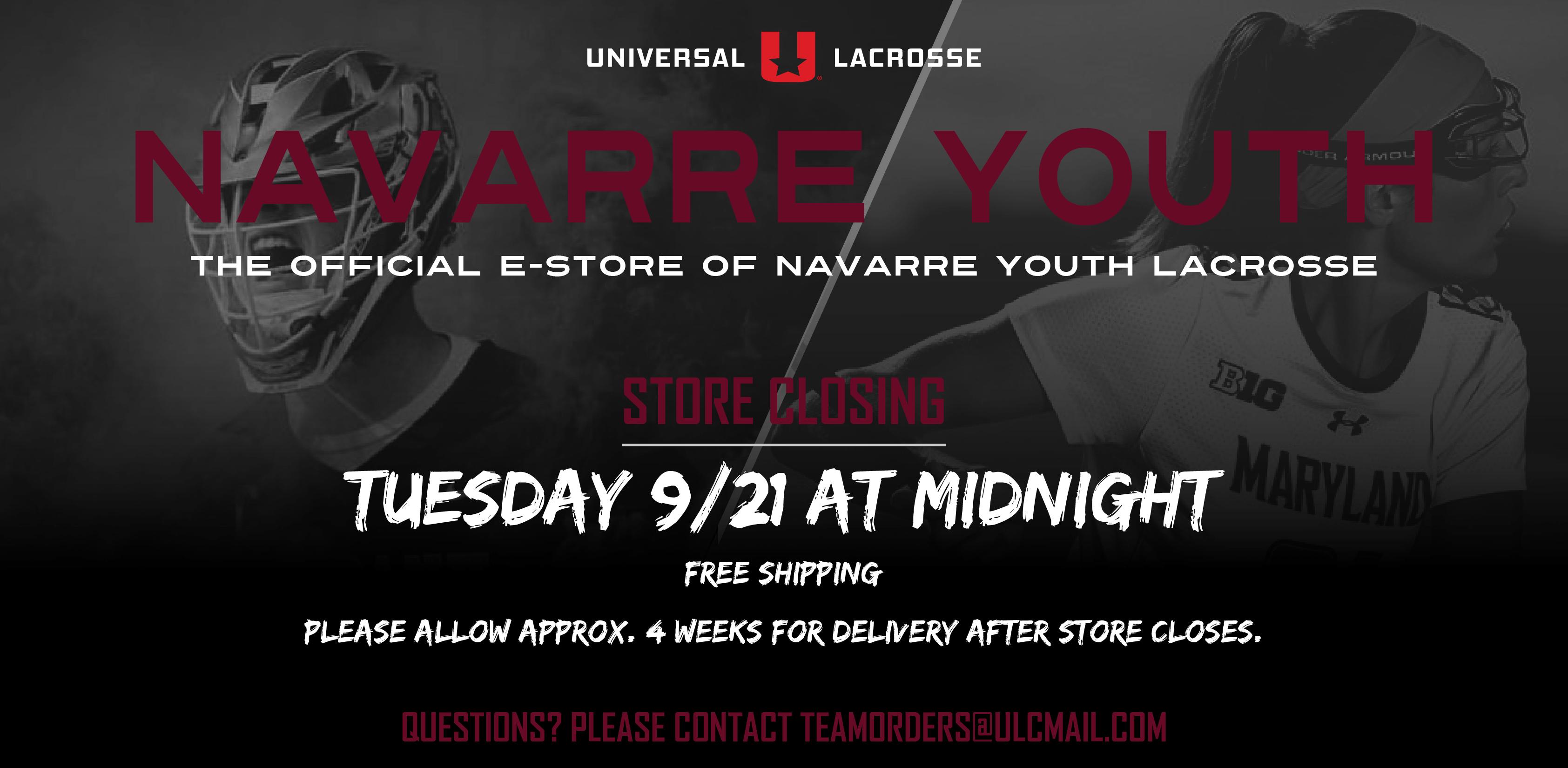 Navarre Youth Lacrosse