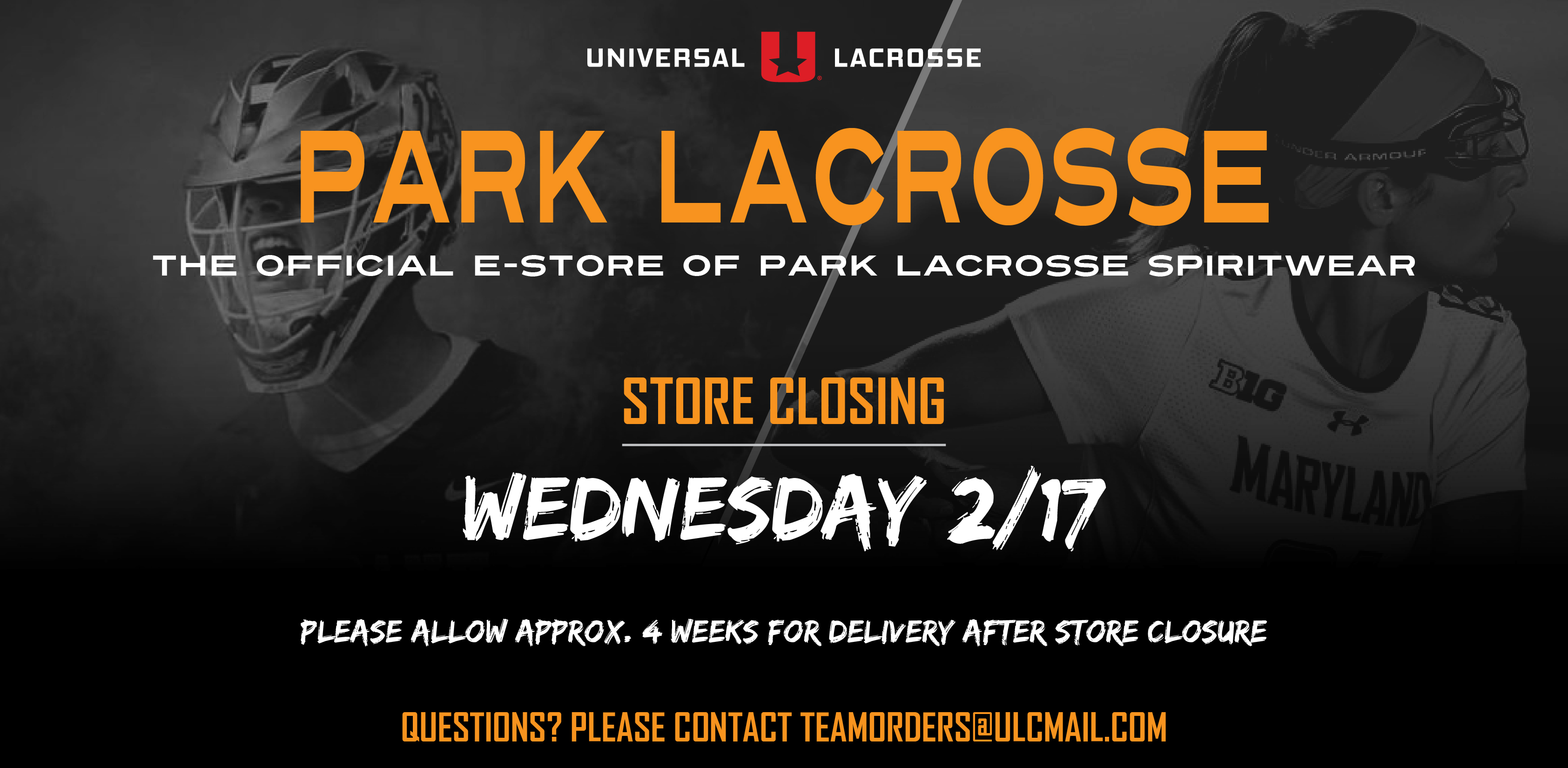 Park Lacrosse Spiritwear