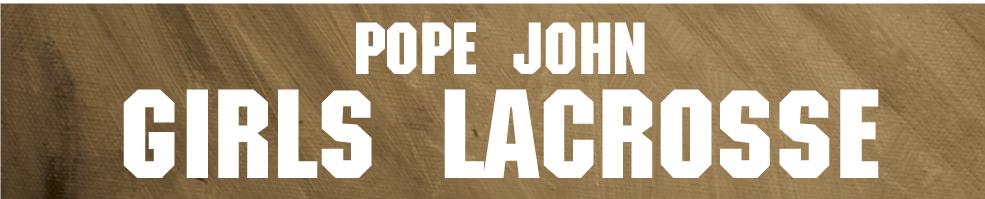 Pope John Girls Lacrosse