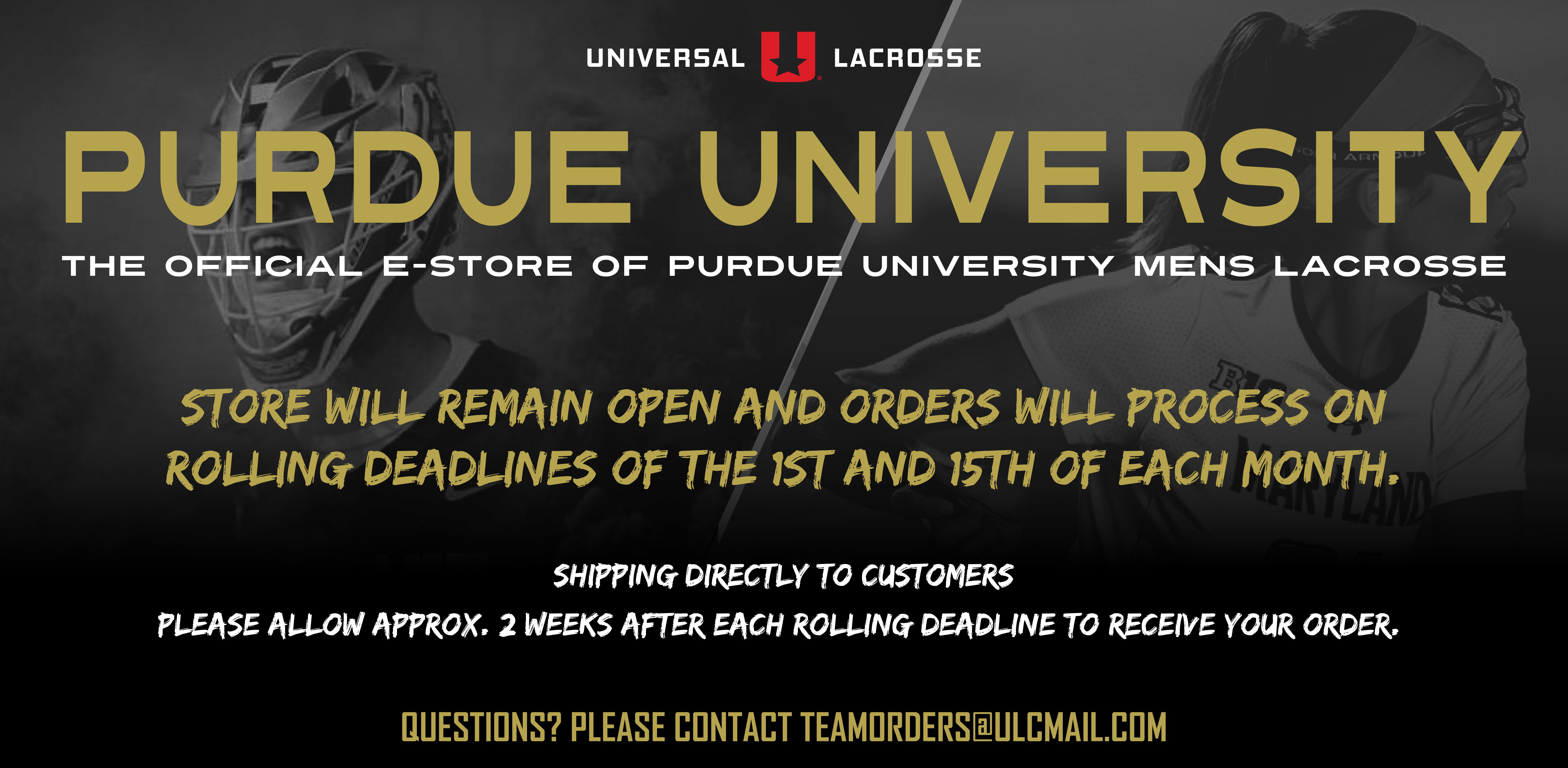 Purdue University Men's Club Lacrosse