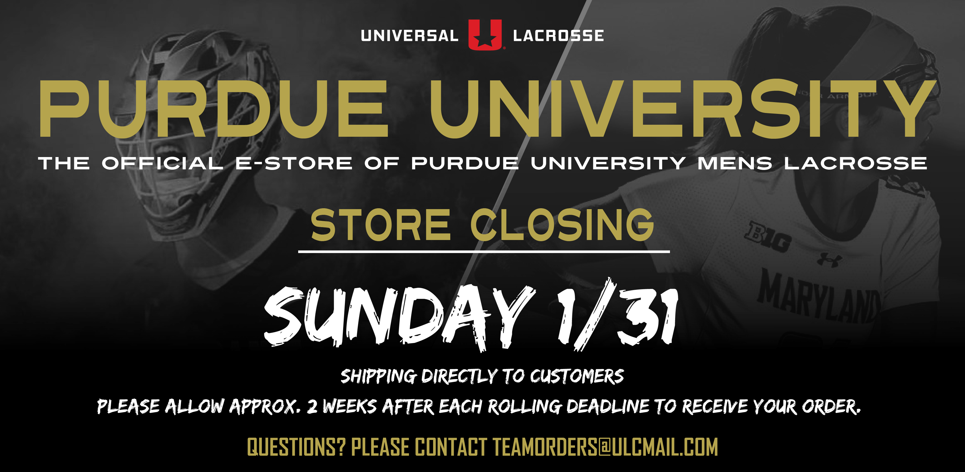 Purdue University Mens Lacrosse