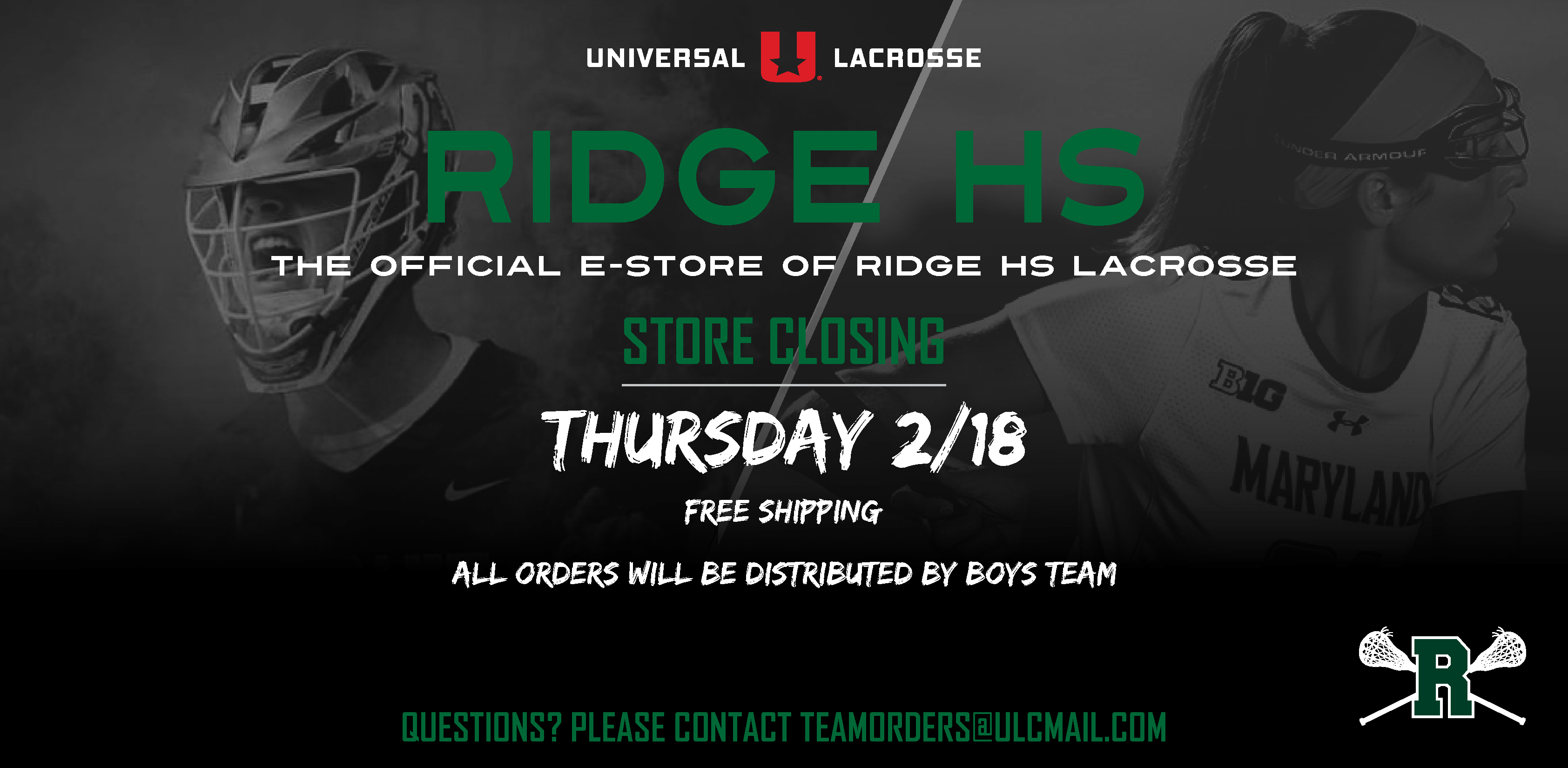 Ridge HS Lacrosse