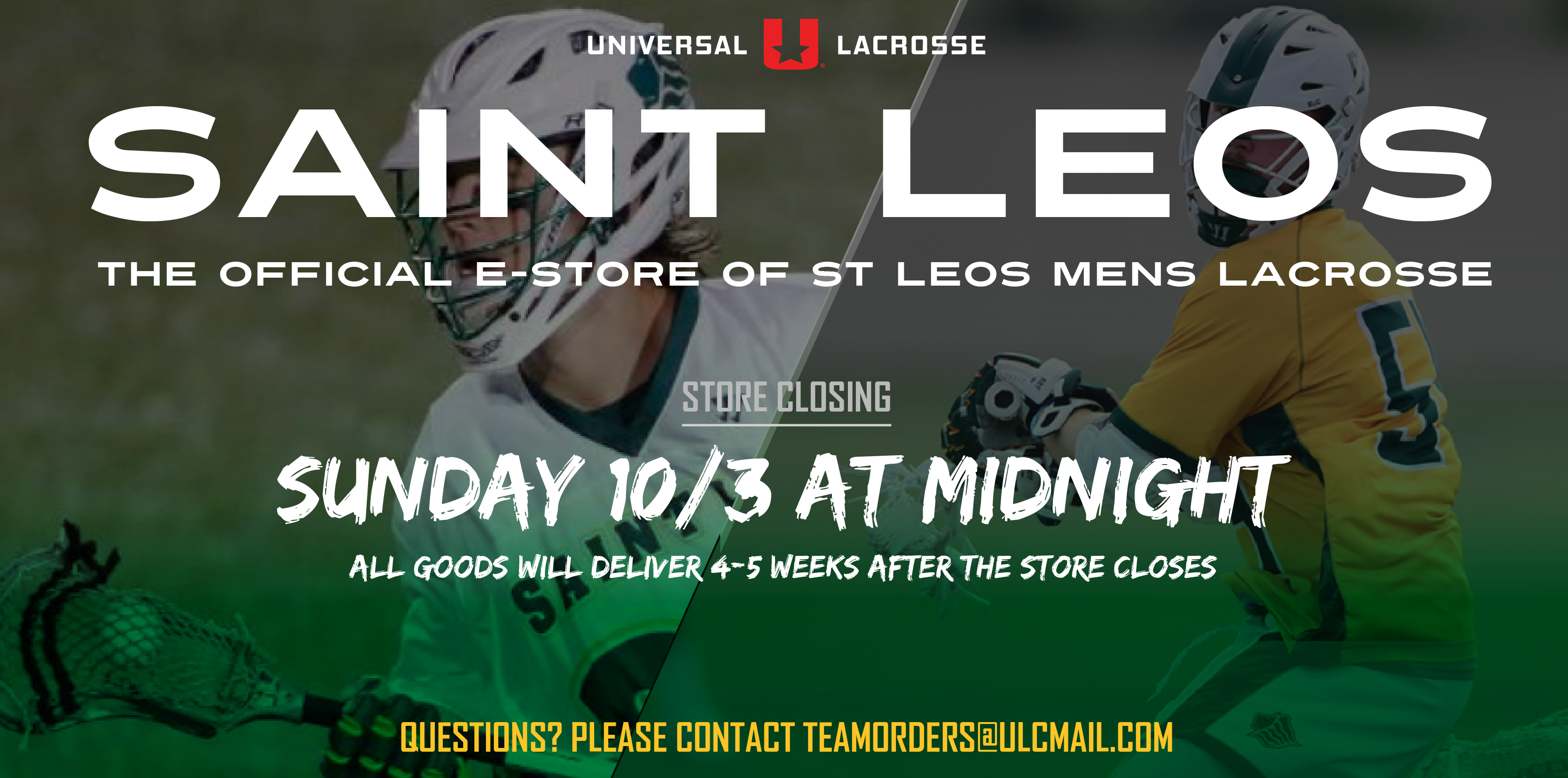 Saint Leo Mens Lacrosse