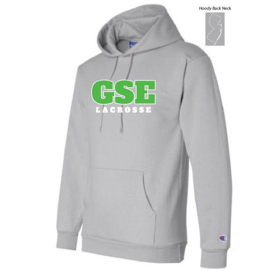 GSE Champion - Powerblend Fleece Hoody