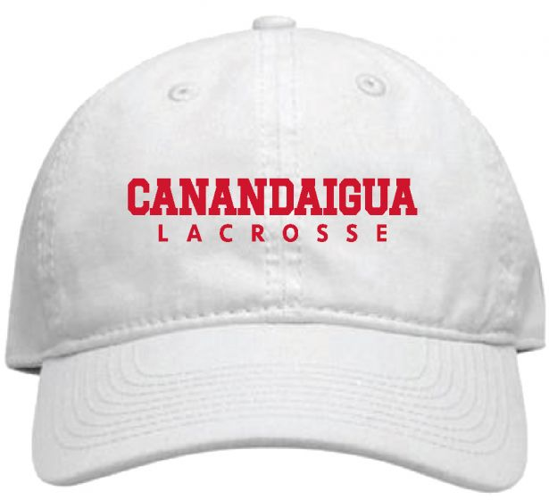 CALAX White Relaxed GameChanger Hat