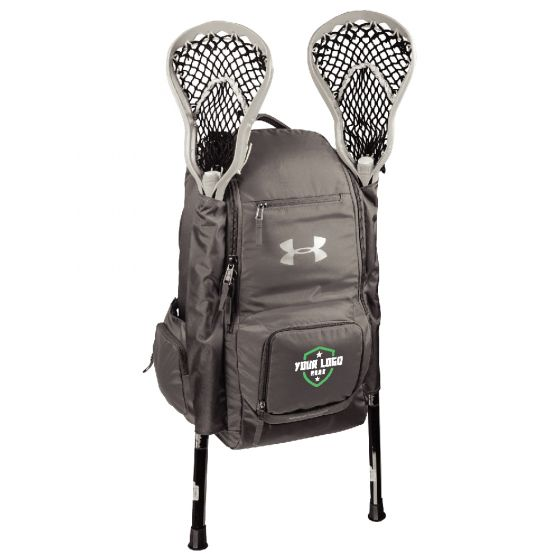 Demo Black UA Lacrosse Bag