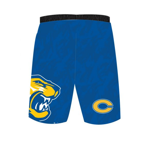 Cranford Dye Sub Boys Shorts