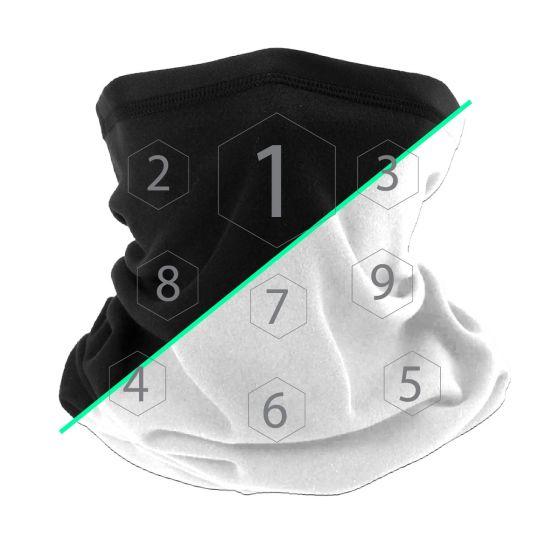 Custom 2-ply Gaiter Face Masks