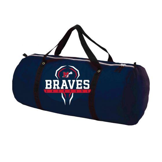 Manalapan HS Lacrosse Duffle Bag