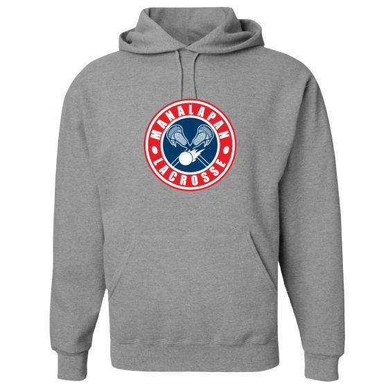 Manalapan Youth Lacrosse Fleece Hoodie
