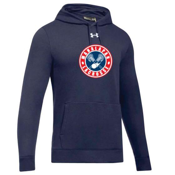 Manalapan Youth Lacrosse UA Hoodie - Navy