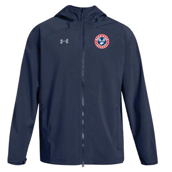 Manalapan Youth Lacrosse UA Storm Rain Jacket
