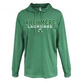 Archmere Heather Jersey Hoody
