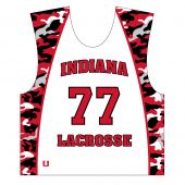 Indiana Youth Lacrosse Reversible Uniform