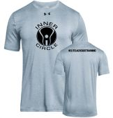 ICL UA M's Locker Tee - Gray