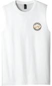 LAF Men's Muscle Tank White