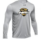 HDK Grey UA LS Locker Tee