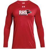 RBHSL Red UA LS Locker Tee