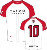 Talon Red Custom Shooter Shirt