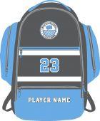 SouthSL Custom Sublimated Backpack